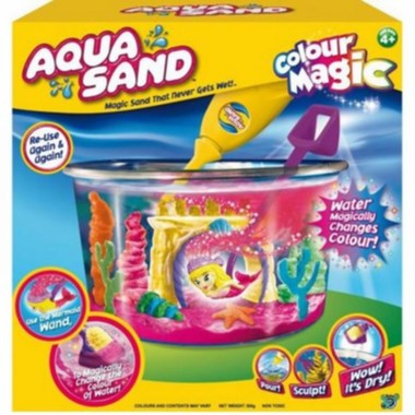 Aqua sand – Colour magic
