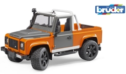 Bruder 2591 Land Rover Pick Up