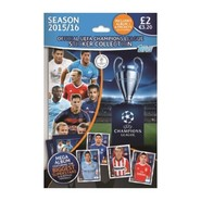 Champion League: Sticker Starter pack