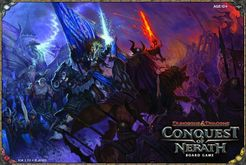 D-D Conquest of Nerath - Boardgame