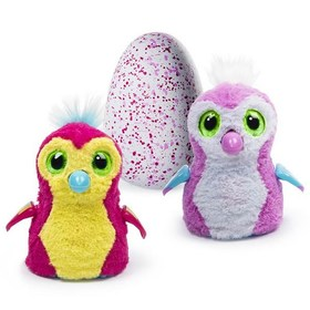 EGG HATCHIMALS PENGUALAS RŮŽOVÉ