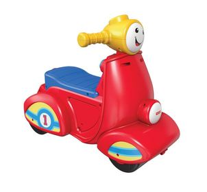 Fisher Price SMART STAGES MLUVÍCÍ SCOOTER Slovenčina