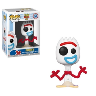Funko POP Disney: Toy Story 4 - Forky