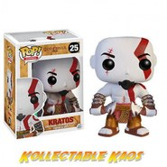 Funko POP Games : God of War - Kratos