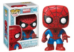Funko POP Marvel : Spiderman