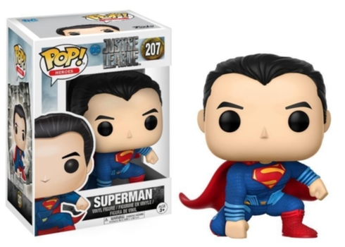 Funko POP Movies: DC - Justice League - Superman