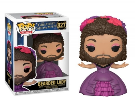Funko POP Movies: Greatest Showman - Bearded Lady