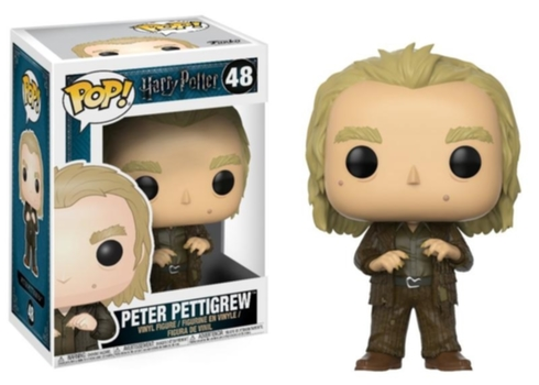 Funko POP Movies: Harry Potter - Peter Pettigrew