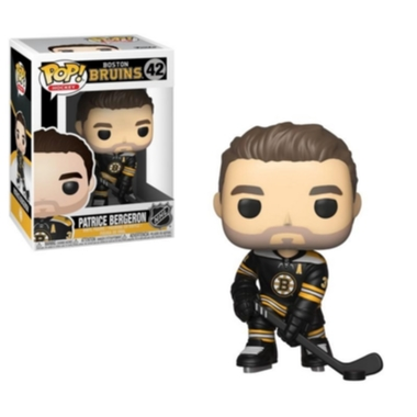 Funko POP NHL: Boston Bruins - Patrice Bergeron