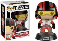 Funko POP Star Wars: EP7 - Poe Dameron