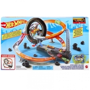 Hot Wheels MOTORIZOVANÝ SET