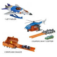 Hot Wheels super akce
