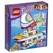 Lego Friends K41317 Katamarán Sunshine