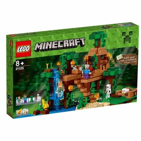 Lego Minecraft 21125 Dům na stromě v džungli - The Jungle Tree House