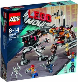 LEGO MOVIE 70807 Duel Kovovouse
