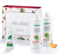 LR Aloe Vera Feel Good Box Broskev