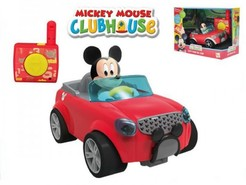 Mickey Mouse Clubhouse RC 16cm 2,4GHz