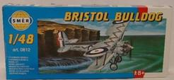 Model Bristol Bulldog 1:48
