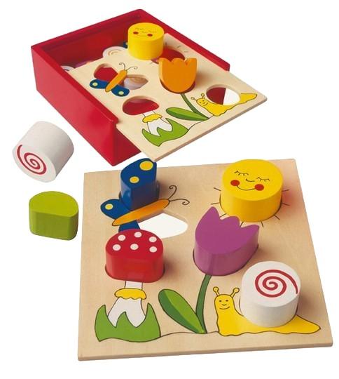 Сортеры для детей до года своими руками