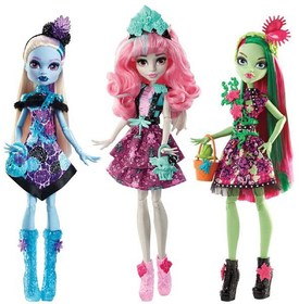 Monster High PARTY GHÚLKY