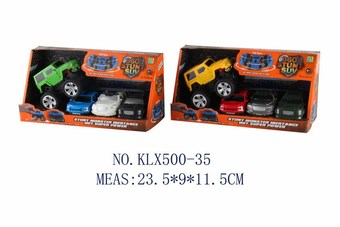 Monster truck hrací set