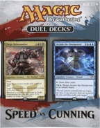MTG: Duel Deck 2014  - Speed vs. Cunning™ (1/6)