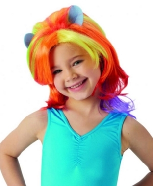 My Little Pony: Paruka - Rainbow Dash