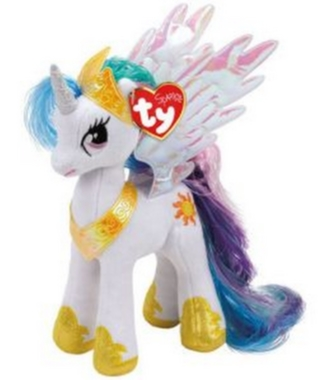 My Little Pony - PRINCESSE CELESTIA 18 cm