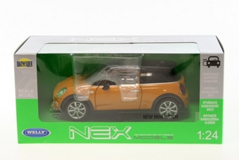 New Mini Hatch 1:24
