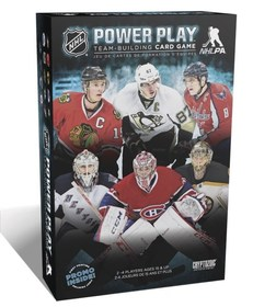 NHL Power Play: Team-Building Card Game-EN