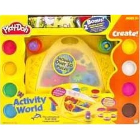 Play-doh activity