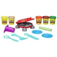 Play Doh - Burger barbecue
