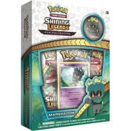 POK Shining Legends Pin Collection - Marshadow