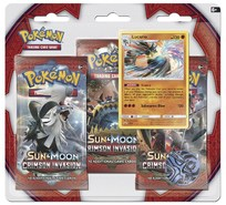 POK: SM4 Crimson Invasion 3 Blister Booster (1/24)
