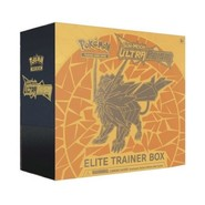 POK: SM5 Ultra Prism - Elite Trainer Box (1/10)