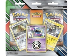 Pokémon: 2018 Enchanced 2-Pack Blister (1/24)
