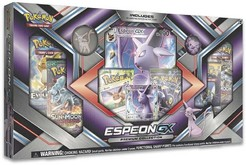 Pokémon: Espeon-GX or Umbreon-GX Premium Collection (2/12)