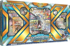 Pokémon: Mega Camerupt-EX & Mega Sharpedo-EX Premium Collections  (2/12)