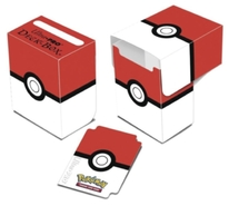 Pokémon: Red & White - krabička na karty