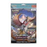 Pokémon: SM3 Burning Shadows - Mini Album (1/12)