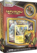 Pokémon: Tapu Koko Pin Collection (1/24)