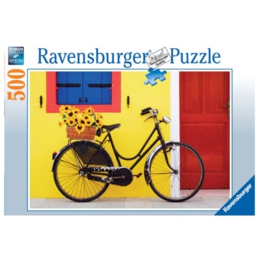 RAVENSBURGER-Velociped 500d - puzzle
