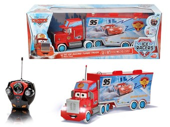 RC Cars Turbo Mack Truck Ice Racing, 3kan