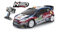 RC Fiesta RS WRC  1:16