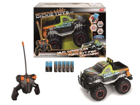 RC Ford F150 Mud Wrestler 1:16, 30cm, 2kan