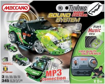 RC Tuning MP3 Green