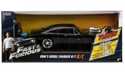 Rychle a zběsile RC auto 1970 Dodge Charger 1:24