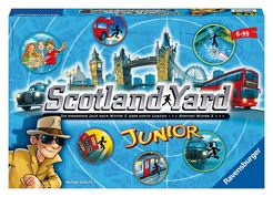 Scotlandiard junior hra
