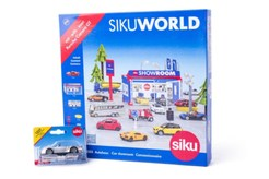 SIKU World - Showroom + dárek