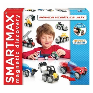SmartMax - mix vozidel - 25 ks